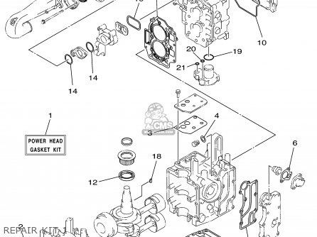 Yamaha F25MHA/EHA/ERA/TRA 2002 parts lists and schematics