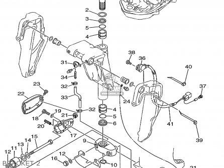 Yamaha F40/F50/T50TRX 1999 parts lists and schematics