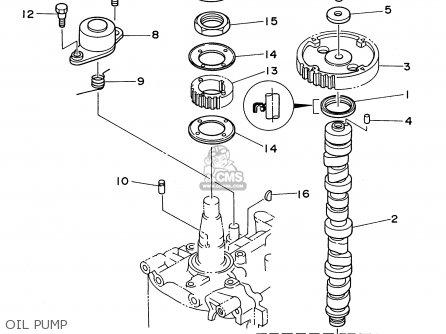 Yamaha F50/T50TRV 1997 parts lists and schematics