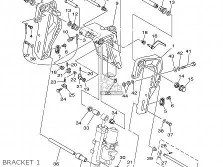 Yamaha F60TLRB/TJRB 2003 parts lists and schematics