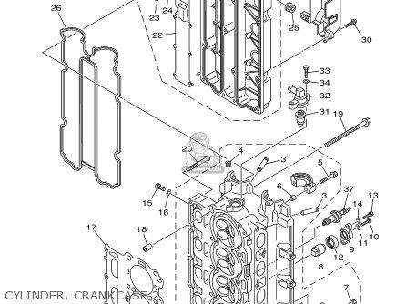 Yamaha F80/F100TLRZ 2001 parts lists and schematics