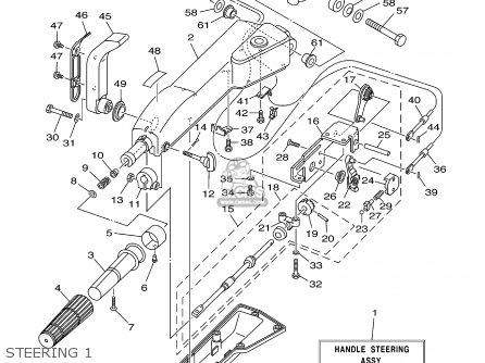 Yamaha F90tlrb/tjrb 2003 parts list partsmanual partsfiche