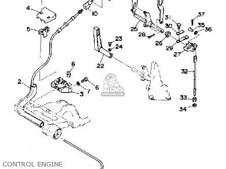 Yamaha F9.9f 1989 parts list partsmanual partsfiche