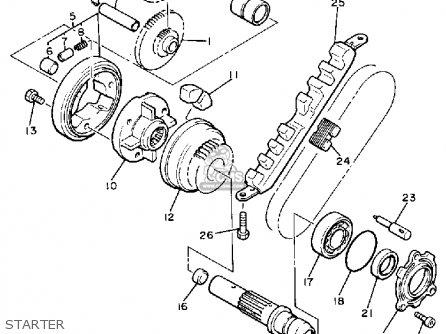 Yamaha Fj1100 Engine Yamaha FZ750 Engine Wiring Diagram