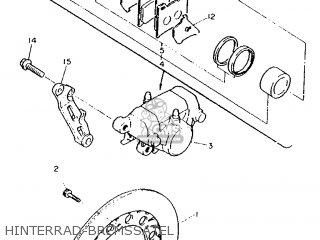 Yamaha FJ1200 1990 3CW2 GERMANY 203CW-332G1 parts lists