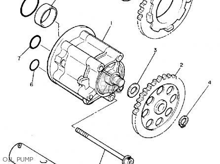 Yamaha FJ1200 1991 (M) USA parts lists and schematics