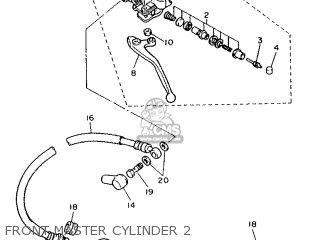 Yamaha Fj1200 1992 3ya3 Germany 223ya-332g1 parts list