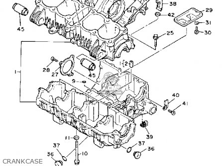 Yamaha Fjr1300 Engine, Yamaha, Free Engine Image For User
