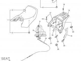 Yamaha FJR1300 2001 5JW1 AUSTRIA 115JW-300E4 parts lists