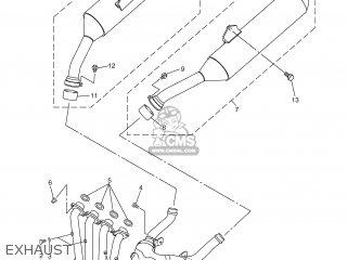 Yamaha FJR1300 2001 5JW1 BELGIUM 115JW-300E4 parts lists