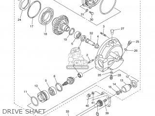 Yamaha FJR1300 2001 5JW1 GERMANY 115JW-332G4 parts lists