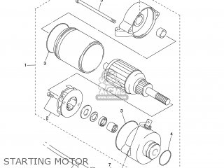 Yamaha FJR1300 2001 5JW1 NORWAY 115JW-300E4 parts lists