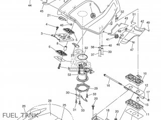 Yamaha FJR1300 2003 5JWA HOLLAND 1B5JW-300E3 parts lists