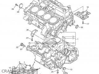 Yamaha Fjr1300 2004 5jwg England 1c5jw-300e1 parts list