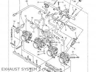 Yamaha FJR1300 2005 5JWN SPAIN 1D5JW-352S1 parts lists and