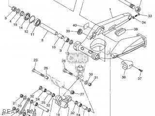 Yamaha FJR1300-A 2018 B88C EUROPE FJR1300A 1TB88-300E1