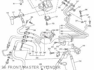 Yamaha FJR1300-A FJR1300A ABS 2016 B881 EUROPE 1RB88-300E1