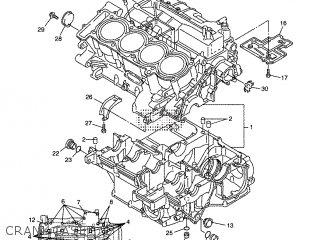 Yamaha FJR1300 FJR1300C 2003 (3) USA CALIFORNIA parts