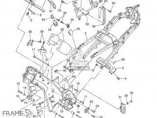 Yamaha FJR1300A 2005 5VSH FRANCE 1D5VS-351F1 parts lists