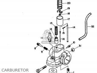 Yamaha Fs1 1969 (type 260) (japan) parts list partsmanual