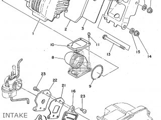 Yamaha FS1 1979 HOLLAND TYPE 3E9 parts lists and schematics