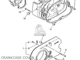 Yamaha Fs1 1987 2rv England 272rv-310e1 parts list