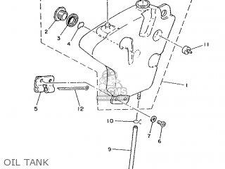 Yamaha Fs1 1988 3au England 283au-310e1 parts list