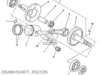 Yamaha Fs1 1989 3au1 England 293au-310e1 parts list