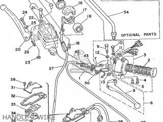 Yamaha Fs1dx 1979 Sweden Type 3f0 parts list partsmanual