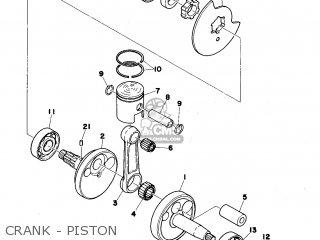 Yamaha Fs1e 1975 (type 394) (reunion) parts list