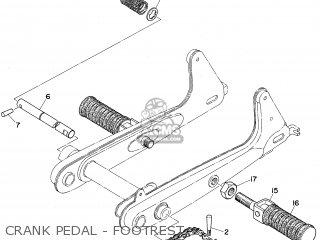 Yamaha Fs1f 1974 France Type 469 parts list partsmanual