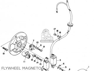 Yamaha FS1F 1974 FRANCE TYPE 469 parts lists and schematics