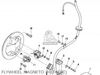 Yamaha FS1P 1971 GENERAL EXPORT MODEL TYPE 348 parts lists
