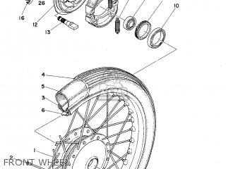 Yamaha FS50 1975 AUSTRIA TYPE 474 parts lists and schematics