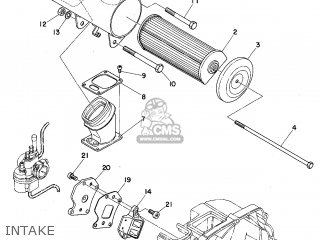 Yamaha FS50 1975 DENMARK TYPE 474 parts lists and schematics