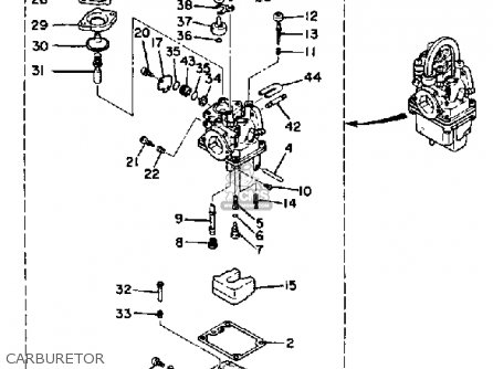 Yamaha FT9.9H 1987 parts lists and schematics