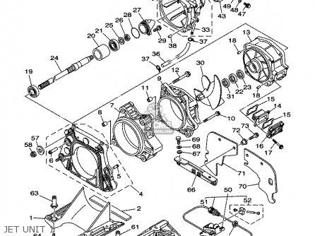 Yamaha FX1000A-B/AC-B 2003 USA parts lists and schematics