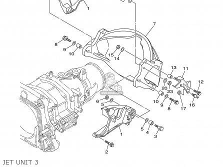Yamaha FX1000A/AC 2002 USA parts lists and schematics