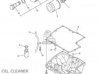 Yamaha FZ1-N 2007 2D14 GREECE 1F2D1-300E1 parts lists and