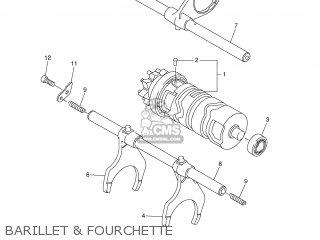 Yamaha FZ1-N 2007 2D15 FRANCE 1F2D1-351F1 parts lists and