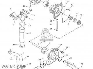 Yamaha FZ1-N 2007 2D17 EUROPE 1F2D1-352SA parts lists and