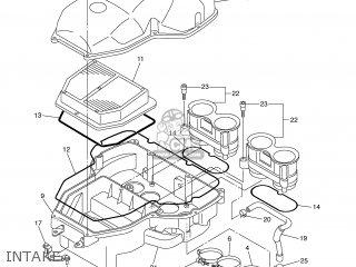 Yamaha FZ1-N 2007 2D17 IRELAND 1F2D1-300EA parts lists and