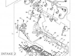 Yamaha FZ1-SA 2008 5D04 BELGIUM 1G5D0-300E1 parts lists