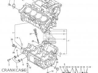 Yamaha FZ6-N 2004 1B31 BELGIUM 1C1B3-300E1 parts lists and
