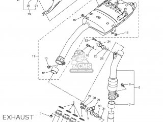 Yamaha FZ6-N 2004 1B31 DENMARK 1C1B3-300E1 parts lists and