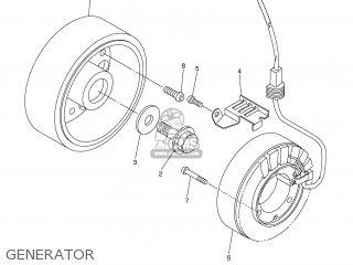 Yamaha FZ6-N 2004 1B31 ENGLAND 1C1B3-300E1 parts lists and