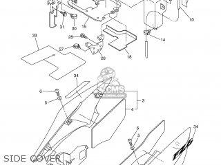 Yamaha FZ6-N 2004 1B31 GERMANY 1C1B3-332G1 parts lists and
