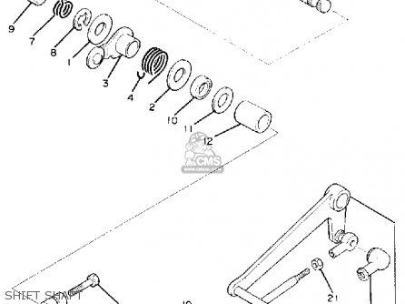 Yamaha FZ600C FAZER 1988 (J) CALIFORNIA parts lists and