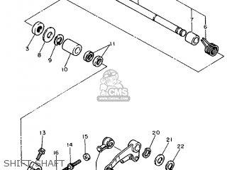 Yamaha FZ750 1987 2MG ENGLAND 272MG-310E1 parts lists and