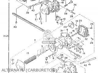 Yamaha Fz750 1991 3ks5 Europe 213ks-300e1 parts list